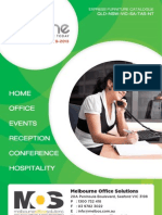 Melbourne Office Solutions Quick Ship Catalogue
