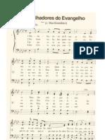 Harpa Crista 409 Trabalhadores Do Evangelho