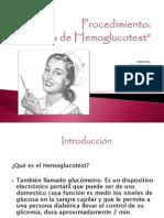 Hemo Gluco Test