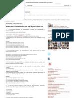 EXERCICIOS SERVIÇO PUBLICO 5