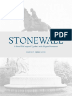 Stonewall Roman Type Specimen