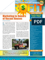 The Profit Newsletter August 2013 for Tampa REIA