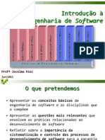 1. Introdução à Engenharia de Software