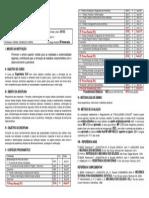 Plano de Ensino Resistencia Dos Materiais 201302