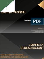 Que Es La Globalizacion