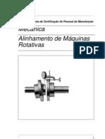 13 Alinhamento de Máquinas Rotativas