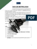 Jornada de Metrologia