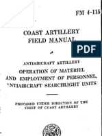 Military Searchlights (1943)