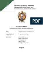 Municipalidad Distrital San Juan Bautista - Ayacucho