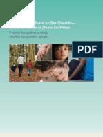 Bereavement Guide in Spanish