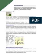 Biodiesel de Algas Usando Ultrasonication