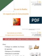 Aprendiendo Con La Radio - 1