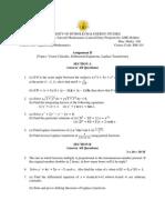 Engg Maths-Ass 2