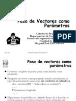 Parametros c ++
