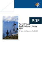 2009 Small Stationary Free Report 2