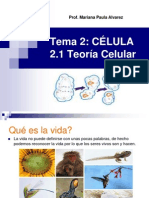 2.1TeoríaCelular(2011)