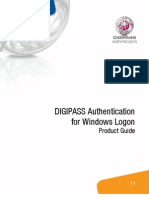 DIGIPASS Windows Logon Product Guide