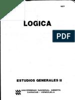 Logica 107 - Universidad Nacional Abierta (Venezuela)