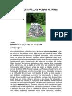 OS ALTARES DE ABRÃO.docx