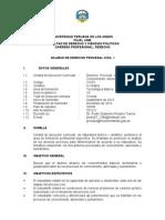 Silabus Derecho Procesal Civil i[1] (1)