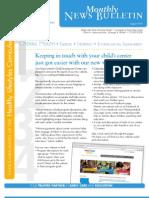 Edgewater CDC Newsletter August 2013