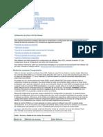 Utilización de Cisco IOS Software