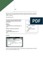 Primitivas Visual Basic