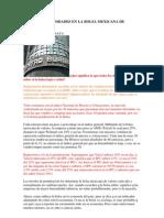 Los Puntos y Unidades en La Bolsa Mexicana de Valores