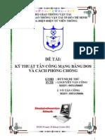 TẤN CÔNG DoS VÀ CÁCH PHÒNG CHỐNG.pdf