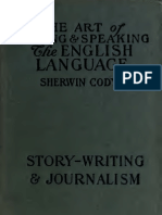 Art of Writing - Sherwin - Vol 2