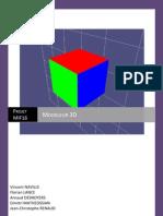 Rapport Modeleur3D