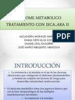 Sindrome Metabolico Tratamiento Con Ieca