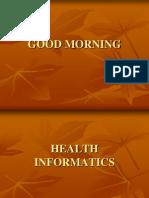 11.r Health Informatics