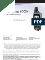GPSmap 60CSx Garmin - Manual de usuario