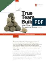 CHANGETHIS True Team Building
