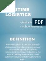 Maritime Logistics (2)