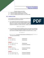 Capitulo 10_Ecuaciones Simultáneas_Abril de 2009
