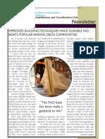 The ERCU Newsletter.vol 2.Issue 2