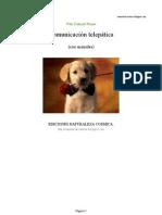 Comunicacion Telepatica Con Animales