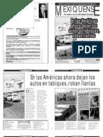 Versión impresa del periódico El mexiquense  7 agosto 2013