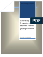 Entrevista, Induccion, Formacion y Evaluacion