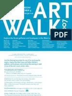 Evening Associates Art Walk - 2007