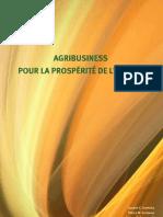 L'agribusiness au secours de la prospérité de l'Afrique (ONUDI – 2011)