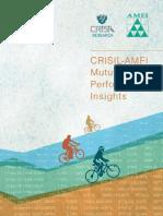 CRISIL-AMFI MF Performance Insights 2013