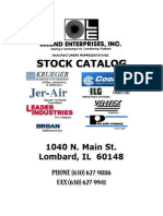 Le Lund Stock Catalog