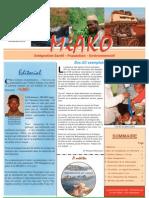 MiAKO 1 - Bulletin de liaison de Voahary Salama (2010)