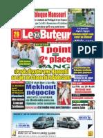 LE BUTEUR PDF du 28/05/2009