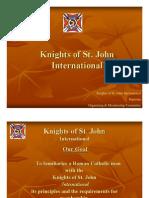 Knights of Saint John International
