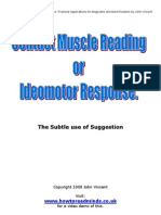 Contact Muscle Reading