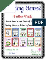 individual genres posters